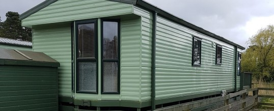 Brokerage Sale – 2007 Model Willerby Aspen – 115 Loch Murray