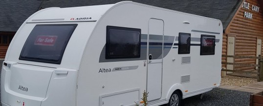 2016 Model Adria DK Severn Altea – SOLD