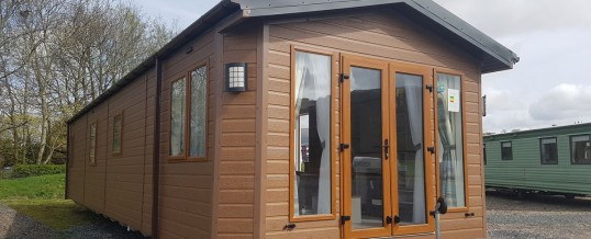 2017 Model WIllerby Sheraton Lodge – SOLD